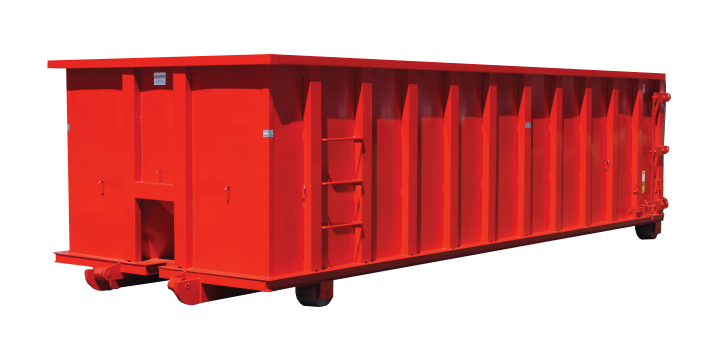 Image result for roll-off container