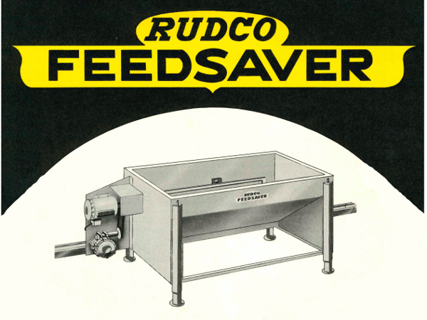 Rudolph Poultry Equipment Brochure